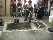 Rotovac Carpet Steam Cleaning Northern VA poor