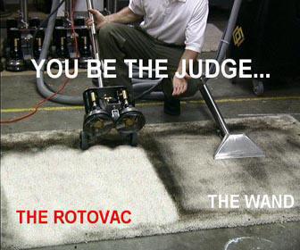 Rotovac Lansdowne VA carpet cleaning