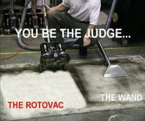 carpet cleaning montclair va rotovac